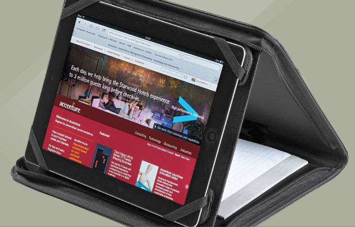 Folders and Tablet Holders Category